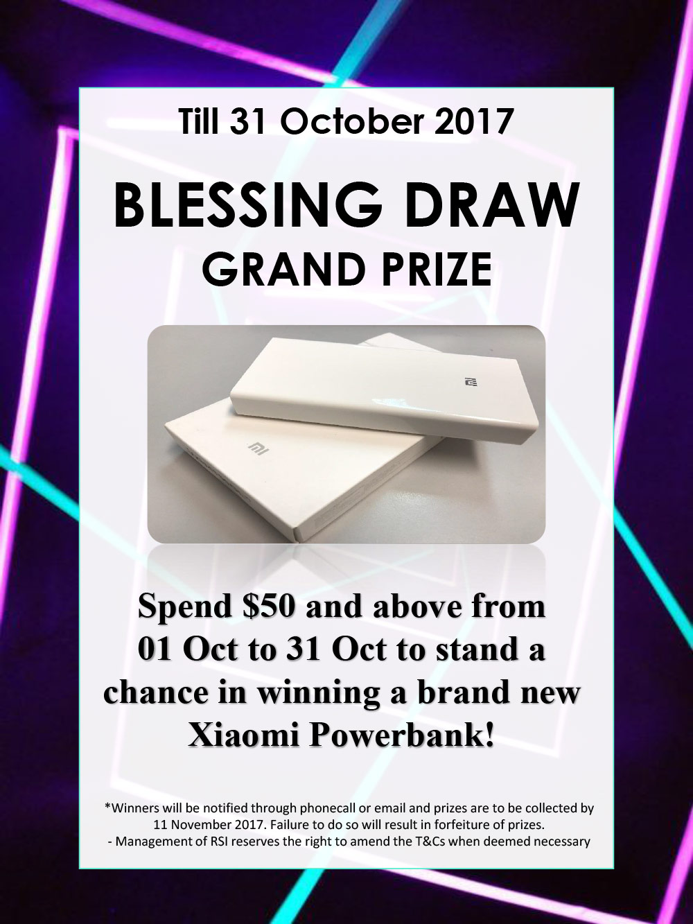 blessing-draw-xiaomi-powerbank-artwork